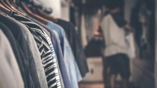 Tøjstilen til herre